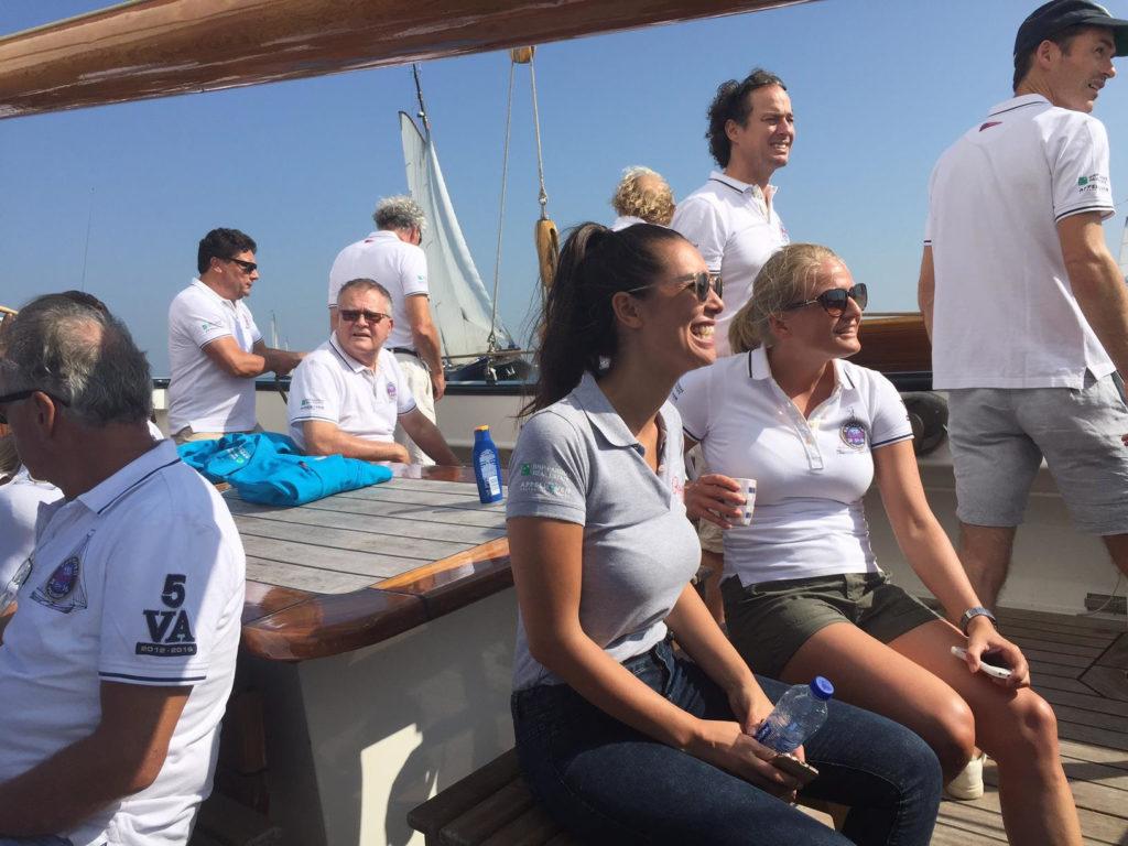 Boottochten op het IJsselmeer